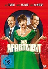 Das Apartment - Jack Lemmon - Shirley MacLaine - DVD - OVP - NEU