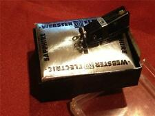 NOS Webster Electric AB4-2 Cartridge & Needle/Stylus Record Player Turntable
