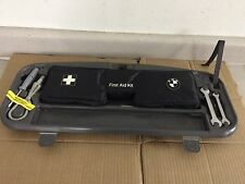 BMW OEM E65 E66 745 750 760 2002-08 REAR TRUNK EMERGENCY TOOLS FIRST AID KIT BOX