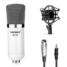 Neewer NW-700 Studio Broadcasting & Recording Condenser Microphone Kit