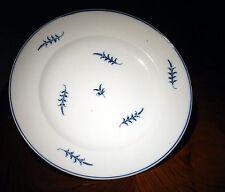 Assiette en porcelaine Dihl et Guerhard Rue De Bondy Paris Duc D'angoulême 18éme