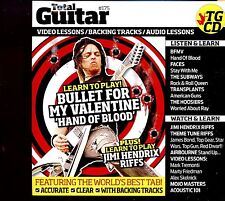 Total Guitar CD / Issue #175