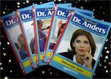 NEU vom BÜCHERWURM 14 x DR. ANDERS * Arztromane GROSSE SCHRIFT ab Heft Nr.1
