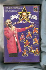 #OO. MUSIC VHS VIDEO - RINGO STARR & HIS ALL-STARR BAND