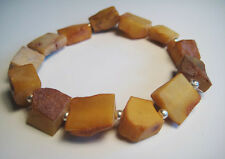 Raw Genuine Baltic AMBER Bracelet 10 g  !!!