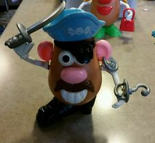 Mr and Mrs Potato Head 50 pieces monkey pirate elephant