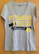 Pittsburgh Steelers Scout Team V-Neck Giii Size Medium