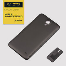 For Samsung Galaxy Mega 2 SM-G750F G7508 G7508Q Battery Cover Back  Door Black