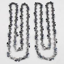 """12"""" Chainsaw Saw Chain Pack Of 2 Chains Fits STIHL MS200 MS200T MS201 MS201T"""