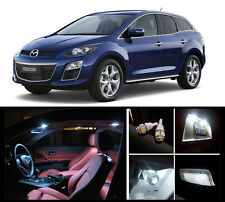 2007 - 2012 Mazda CX-7 Premium White LED Interior Package (7 Pieces)