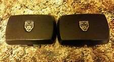 JAGUAR XJS, XJ6, XJ40 RARE PAIR OF GROWLER FOG LIGHT COVERS Part#: JLM1410