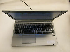 Laptop HP EliteBook 8560p i7-2620M 2.7GHz 4GB Ram 250GB HDD  Shelf 6-02