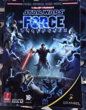 Star Wars The Force Unleashed Official Strategy Guide PS3 Xbox 360 Prima Games