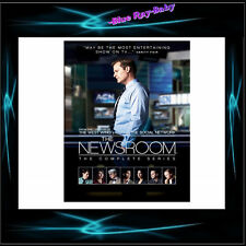 THE NEWSROOM - COMPLETE HBO SERIES SEASONS 1 2 3 *** BRAND NEW BOXSET***