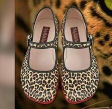 Hot Chocolates Shoes, Leopard Size  Us 5