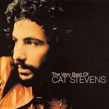 The Very Best of Cat Stevens by Cat Stevens (CD, Nov-2003, Universal)