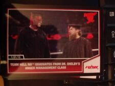 2013 Topps Best of WWE #81 Team Hell No Graduates From Anger Management