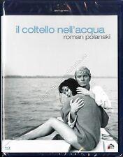 IL COLTELLO NELL'ACQUA (1963 Roman Polansky) - BLU RAY DISC NUOVO!