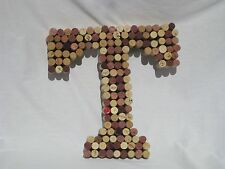 Custom Handmade, wine cork letters, door hanger, wall art, shower gift, wedding.
