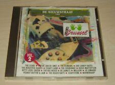 v/a DE NIEUWSTRAAT VAN STUDIO BRUSSEL Vol 2 CD 1993 Noordkaap Hugo Matthysen
