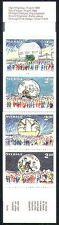 Sweden 1989 Globe Arena/Ice Hockey/Music/Buildings/Sports 8v bklt (n30751)