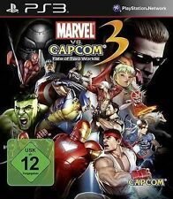 Sony PS3 Playstation 3 Spiel * Marvel vs. Capcom 3 Fate of Two Worlds ***NEU*NEW