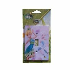 Disney Fairy Switch Plate - Tinkerbell & Periwinkle - The Secret of the Wings