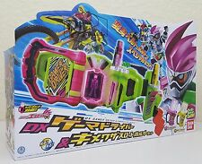 Kamen Rider Ex-Aid - DX Gamer Driver & Kimewaza Slot Holder by Bandai