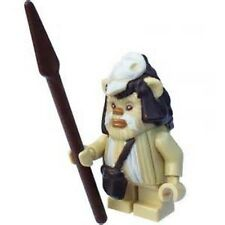 LEGO Star Wars Ewok LOGRAY Mini figura da set 7956
