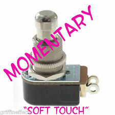 SPST Soft Touch momentary pushbutton footswitch guitar effects pedal project