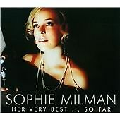 Sophie Milman Her Very Best.. So Far CD