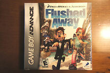 Flushed Away  (Nintendo Game Boy Advance, 2006), Brand NEW