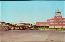 STANDIFORD FIELD LOUISVILLE CARTE POSTALE AIRPORT EASTERN AIR LINES