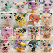 20PCS Cute Rare Littlest Pet Shop LPS Lot Figures Collection Toy Cat Dog Loose