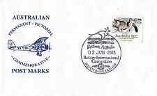 Permanent Commerative Pictorial Postmark - South Bank 2 Jun 2003 - 50c