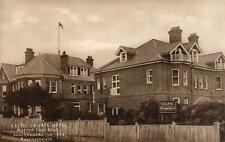 Celtic Private Hotel Southbourne Bournemouth unused old pc J Burrow
