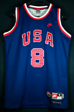 Authentic DreamTeam Jersey Spencer Haywood Gr M Trikot NBA Basketball AIR Jordan