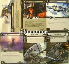 Star Wars LCG-objective set #64 - escape from Hoth