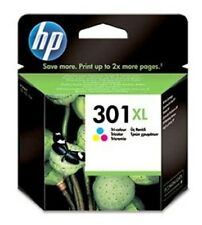 ORIGINAL & BOXED HP301XL / CH564E COLOUR INK CARTRIDGE - SWIFTLY POSTED