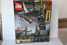 Lego 10237: Tower of Orthanc. Lord of the Rings. Saurman. BNISB - Box damaged.