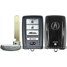 Acura Mdx Smart Key Remote Prox Keyless Fob Transmitter Push To Start Mem #1