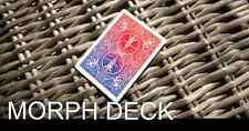 MORPH DECK colour morphing illusion deck of Magic Trick Bicycle Playing Cards uk