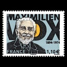 France 2014 - Maximillian Vox 1894-1974 Art - MNH