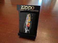 KENDALL MOTOR OIL FUNNY CAR BLACK MATTE ZIPPO LIGHTER MINT IN BOX 1999