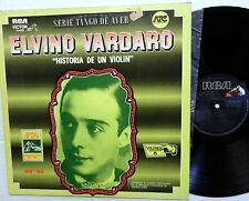 ELVINO VARDARO HISTORIA DE UN VIOLIN LP RCA VICTOR
