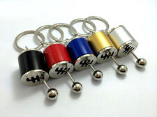 UP Keychain Ring Creative Car 6Speed Gearbox Gear Shift Racing Tuning Keychain