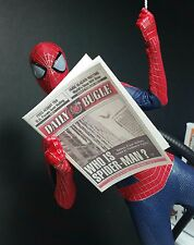 1/6 Scale Newspaper - Daily Bugle for Spiderman Peter Parker