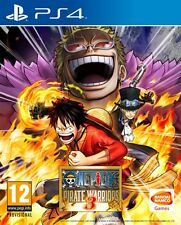 One Piece Pirate Warriors 3 PS4 - totalmente in italiano