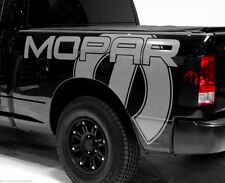 Vinyl Decal MOPAR Wrap Kit for 2009-2014 Dodge Ram 1500/2500/3500 MIDBOX SILVER