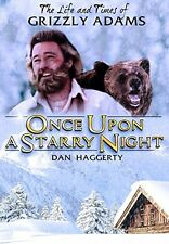 The Life and Times of Grizzly Adams Once Upon a Starry Night Region 1 New DVD